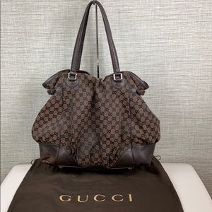 Authentic Gucci Full Moon Large Bag